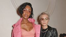 Celebrities Sitting Front Row at London Fashion Week