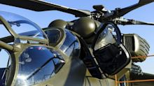 Lockheed Wins $55M Deal to Procure CH-53K Aircraft Parts