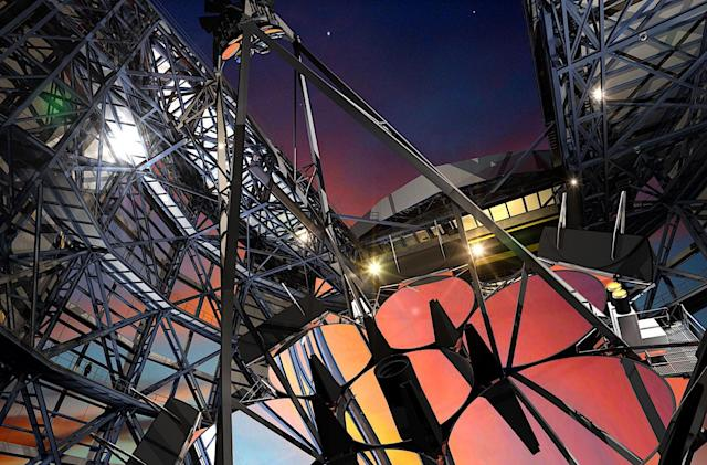 The world's largest telescope will unlock the universe's oldest secrets