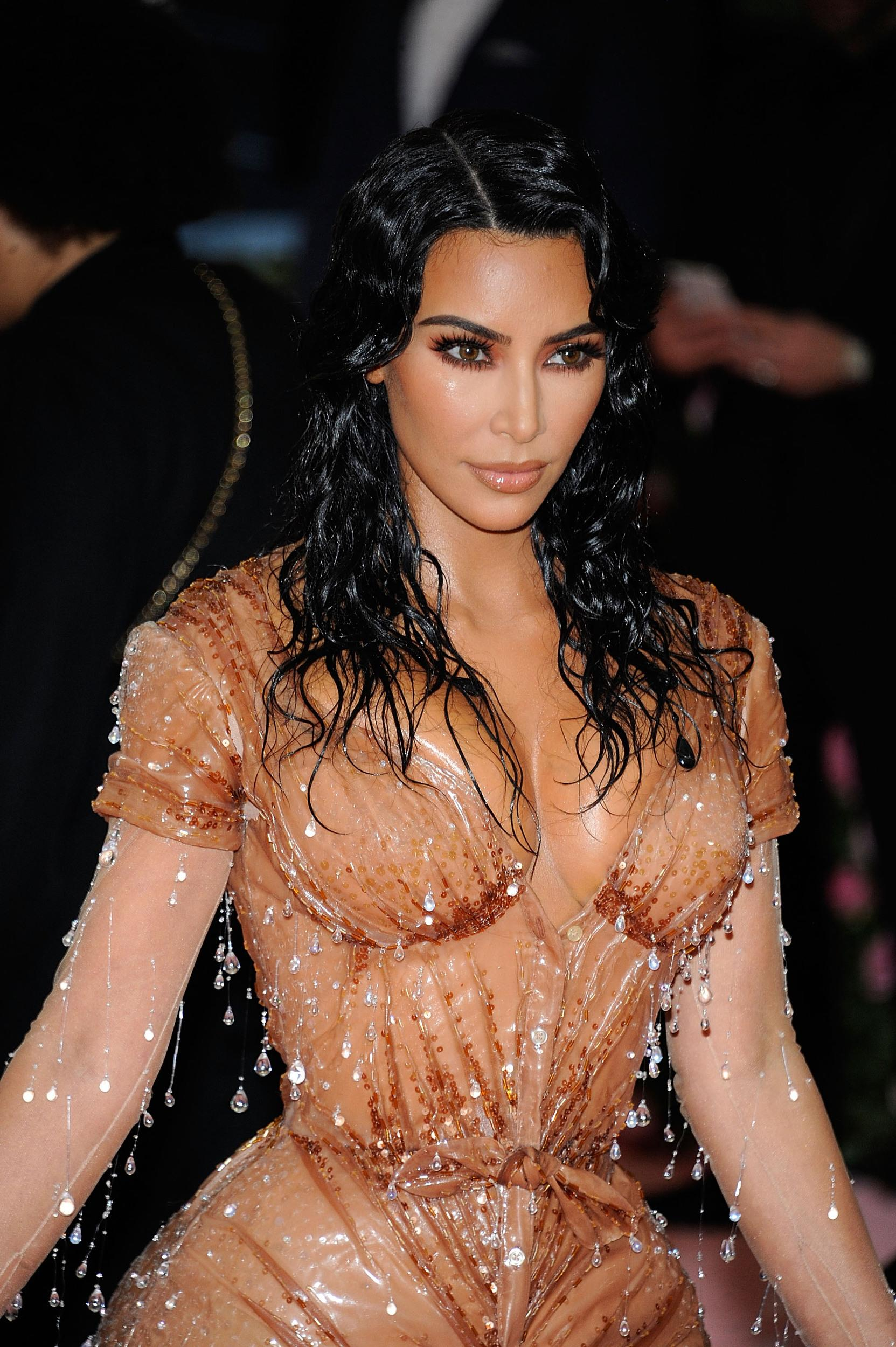 NEW YORK, NY - MAY 06:  Kim Kardashian West attends The 2019 Met Gala Celebrating Camp: Notes On Fashion - Arrivalsat The Metropolitan Museum of Art on May 6, 2019 in New York City.  (Photo by Rabbani and Solimene Photography/WireImage)