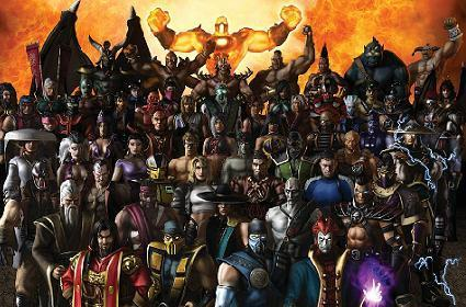 Mortal Kombat gets previewed, offers video as well [update 1]