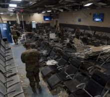 US military releases photos showing Bagram Air Base damage following brazen Taliban assault