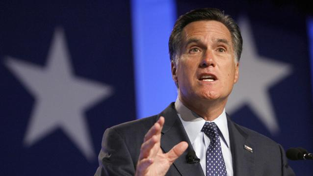 Romney to Fundraise with London Bankers Implicated in LIBOR Scandal
