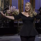 Adele Says New Album Is 'Not Yet Finished' in 'SNL' Monologue