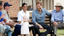 Meghan Markle Baked Banana Bread the Night Before Her Visit with an Australian Farming Family