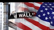 Simmering US-China Tensions Drag Wall Street Lower