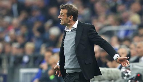 Bundesliga: Weinzierl prangert fehlende Offensivstärke an