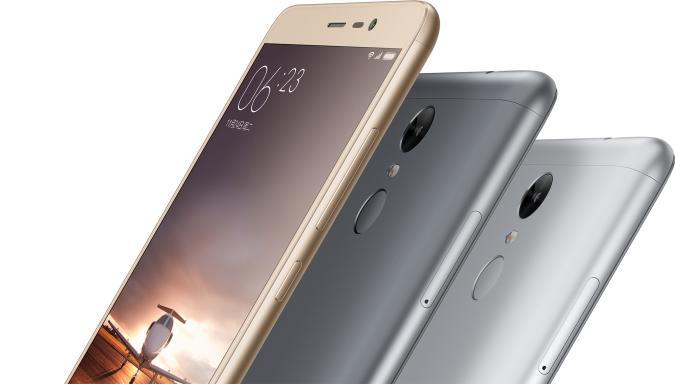 Xiaomi's latest phone is cheap, metal and has a fingerprint sensor
