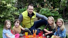 Career change male nanny says it's 'the best decision he ever made'