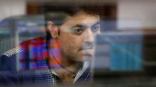 Nifty, Sensex fall as financials drag on Jet Air worries