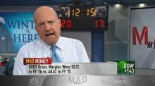 Cramer on winter apparel plays: Columbia's steadier, but Canada Goose has momentum