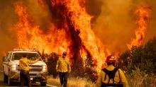 California wildfires: Firefighters prepare for more high winds and lightning as deadly blazes continue to wreak havoc