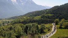 Un turista bebido que buscaba su hotel acaba escalando una montaña en los Alpes italianos