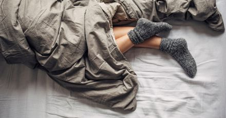 What Happens To Your Body If You Sleep With Socks