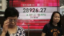 Asian markets mirror optimism on Wall Street