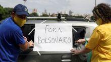 ¡Fuera Bolsonaro!, gritan exvotantes del presidente por respuesta al COVID-19 en Brasil