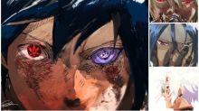 日本人氣插畫師新作 close-up雙眼超有迫力