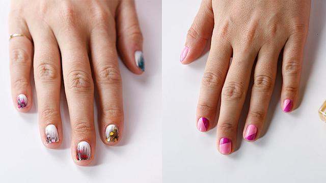 Insanely Eye-Catching Nail Art You Can Pull Off in Just 3 Steps