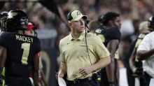 'Presumed positive' for Purdue's Brohm