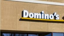 Domino's Pizza Stock Bit by Weak Sales