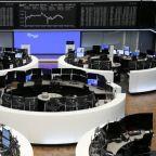 World stocks soar to fresh peaks, dollar slips
