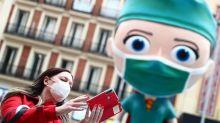 El Gobierno español recomienda confinar Madrid capital