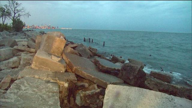 Human leg found along Lake Michigan shoreline on Chicago`s South Side