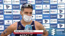 Triathlon - Mondiaux (H) : Bergère : « Un gros travail en vélo »