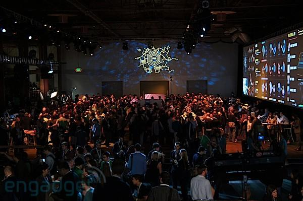 We're live from Facebook's 2011 f8 developer conference! (video)