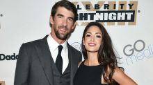 Michael Phelps and Wife Nicole Welcome Baby No. 2 -- Find Out Their New Son's Name!