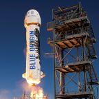 Blue Origin reaches a big milestone, lands rocket booster and crew capsule