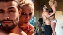 Britney Spears' Boyfriend Sam Asghari Shares Details On Their Sexy Workout Routine