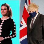 Selena Gomez calls out Boris Johnson over surplus vaccine pledge