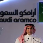 Aramco chairman says Saudi government still planning stake sell-down