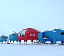 A big Antarctic ice crack is forcing scientists to evacuate research station