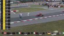 Federação Italiana pede suspensão de licenças após episódio de agressão no Mundial de Kart