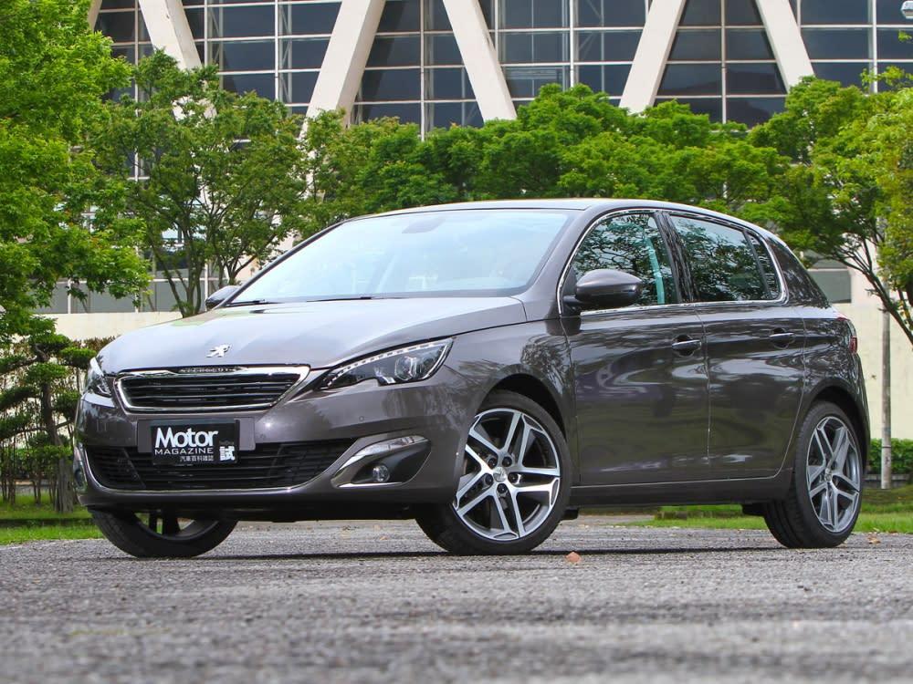 【路試報導】Peugeot 308 1.2L PureTech Allure+