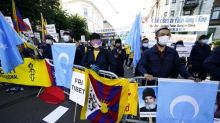 China's European charm offensive disrupted by activists