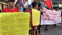 90% of PUJs in Laguna join transport strike