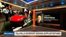 Tesla Is Heading for Profitability Says Consumer Edge's Albertine