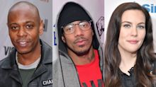 Dave Chappelle, Liv Tyler and Michael Strahan among celebrities directly impacted by the coronavirus