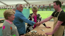 Paul Hollywood to 'almost stop' his Great British Bake Off handshakes