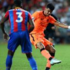 Liverpool 2 Crystal Palace 0: Solanke and Origi on target in Hong Kong