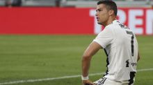Juve held in Italy as Ronaldo scores 400th