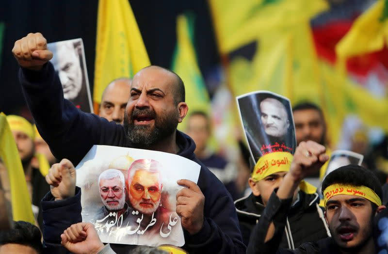 Tehran-backed Hezbollah steps in to guide Iraqi militias in Soleimani's wake