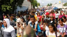 Honduras, Guatemala move to stop migrant caravan after Trump threats