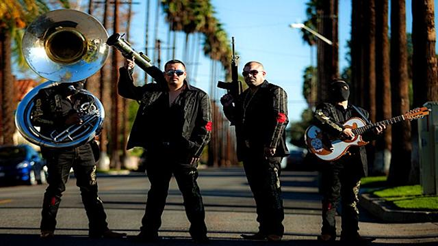 The Drums Of War: A Genre Of Latin Music Glorifies The Mexican-U.S. Drug War