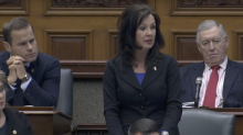 Donna Skelly accuses Andrea Horwath of pushing her, says NDP leader needs 'anger management'