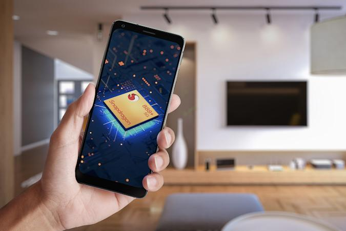 Qualcomm Snapdragon 888 Plus 5G system on chip