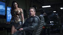 Justice League: new photo shows Gal Gadot's Wonder Woman and Ben Affleck's Batman looking casual
